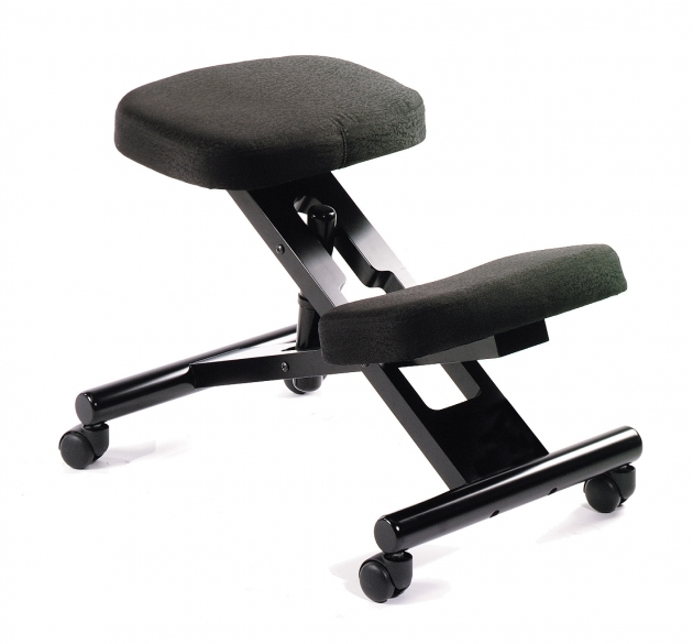 Boss Ergonomic Kneeling Chair With Black Steel Frame Photos 41