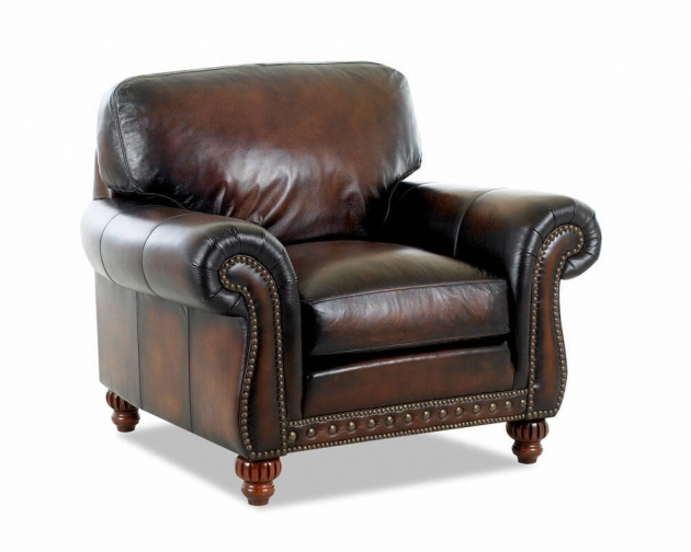Leather Club Chair American Made Images 74