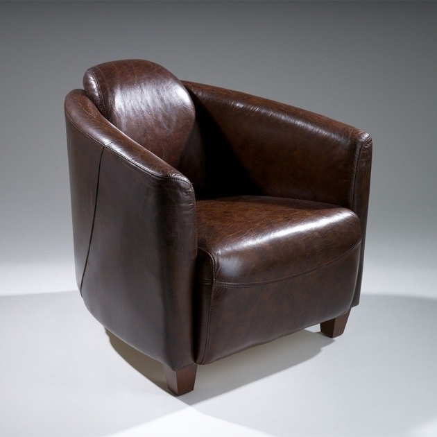 Leather Club Chair Ideas Image 10