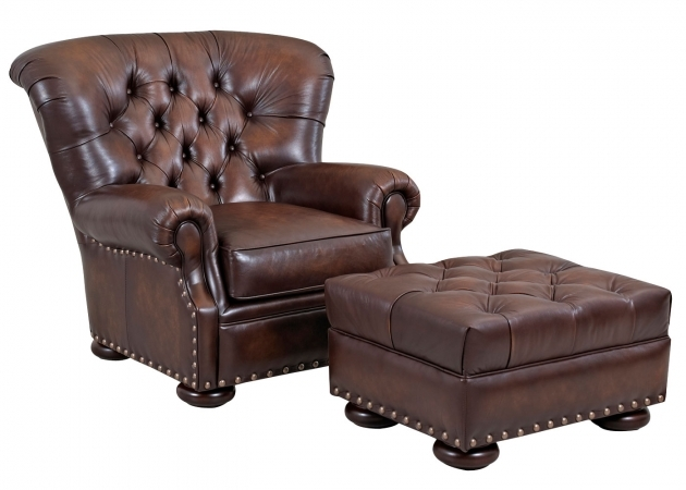 Leather Club Chair Thurman British Gentleman Pictures 25