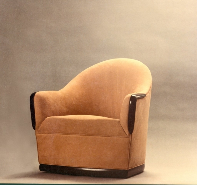 Swivel Barrel Chair American Studio Craft Artist David Pictures 58