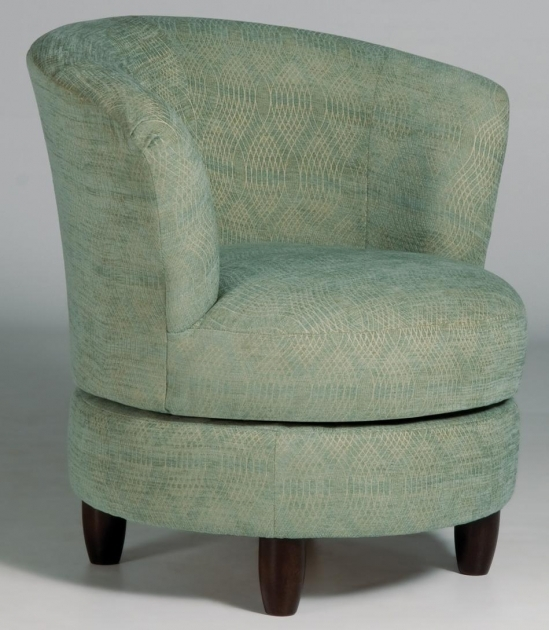 Swivel Barrel Chair Best Home Furnishings Image 01