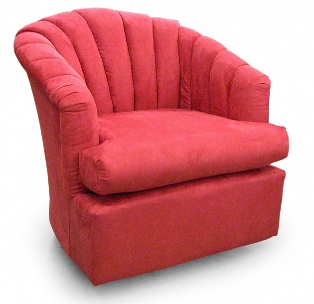 Swivel Barrel Chair For Best Interior Designs Image 14