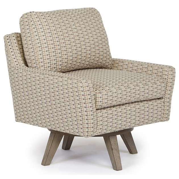 Swivel Barrel Chair Palmona With Wood Legs Images 69