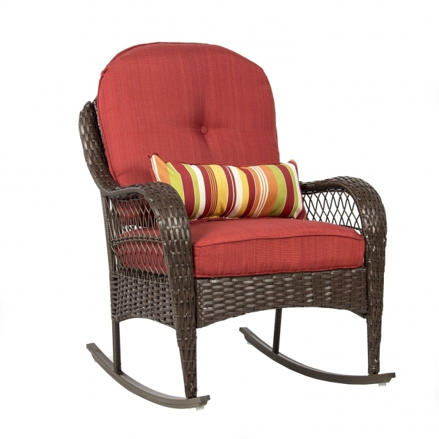Swivel Rocker Chair Patio Chairs With Cushion Pics 37