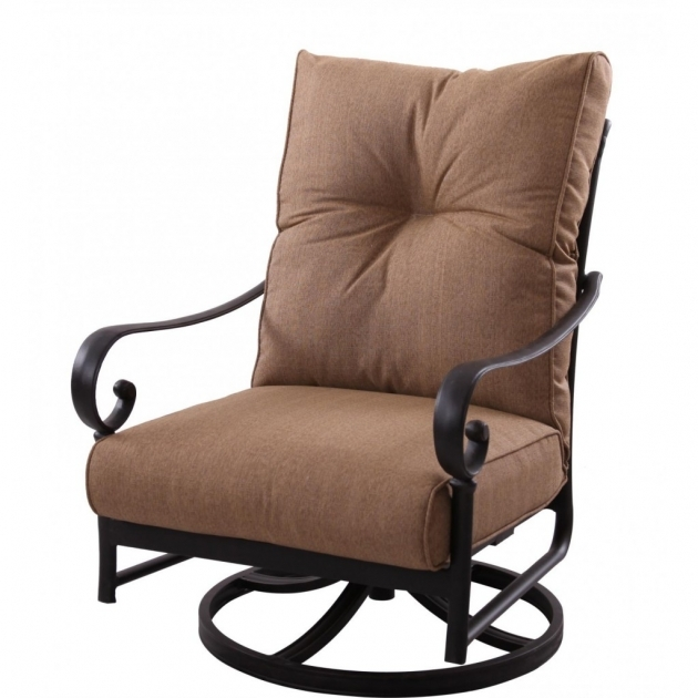 Swivel Rocker Chair Patio Decorations Photos 96