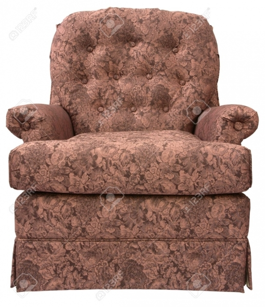 Swivel Rocker Chair Traditional Accent Chair In Burgundy Fabric Picture 83