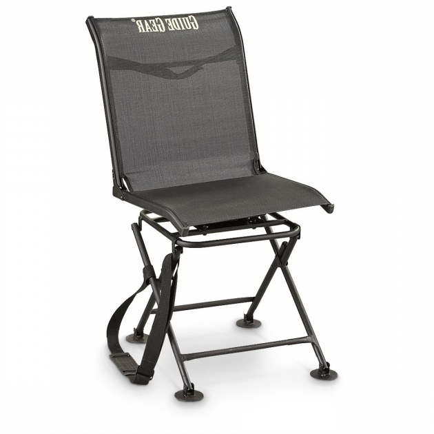 360 Degree Swivel Hunting Chair With Backrest Picture 42