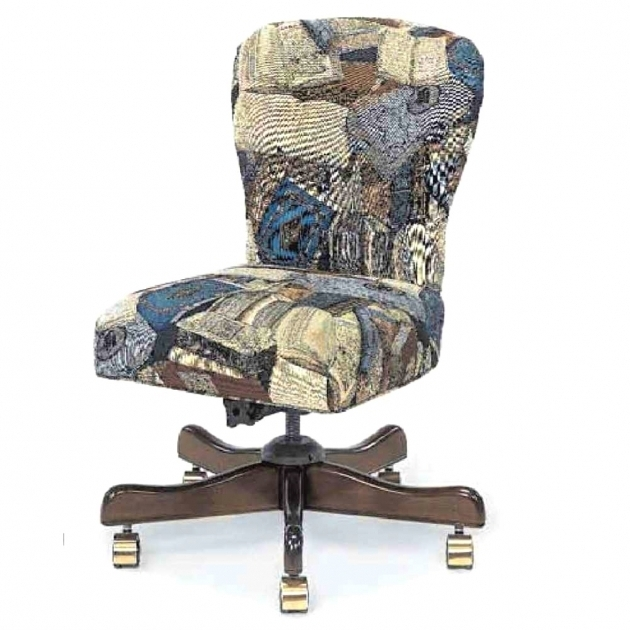 Armless office chairs with wheels furniture upholstered for Armless office chairs