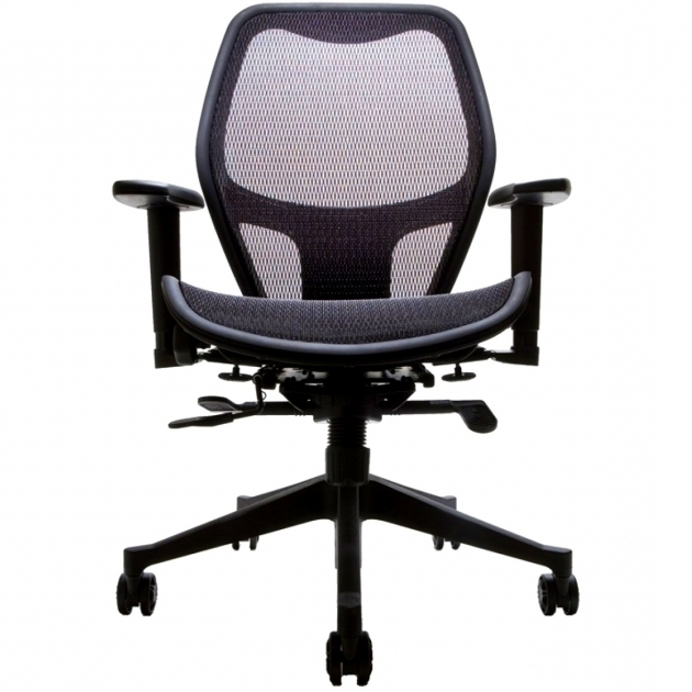 Attractive Mesh Ergonomic Office Chair Compel Net All Mesh Modern Ergonomic Office Chair Tempurpedic Image 18