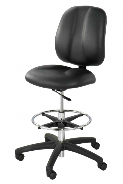 Best Computer Chairs Tall Office Chairs For Standing Desks Ergonomic Arms With Wheels Picture 75
