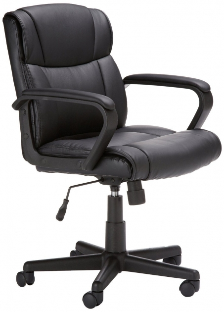 Best Leather Office Chair Basics Mid Back Photo 86