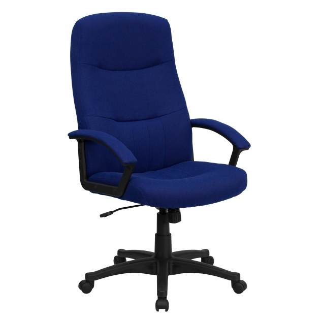 Blue Swivel Chair High Back Navy Blue Fabric Executive Swivel Office Chair Pics 77