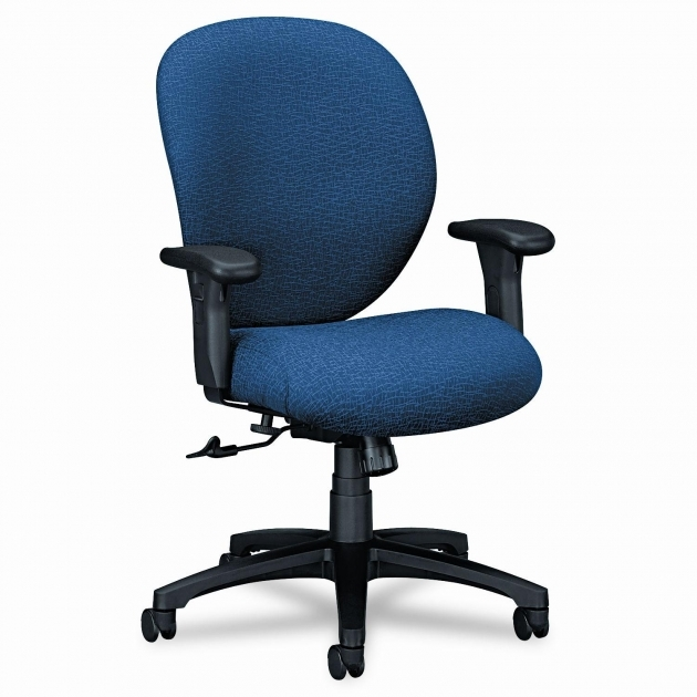 Blue Swivel Chair Made In Usa Pic 53