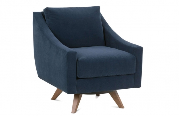 Blue Swivel Chair Nash Furniture Pics 64