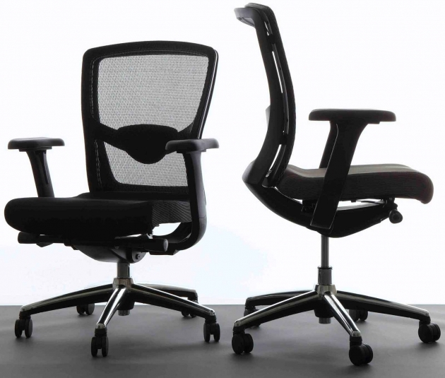 Comfortable Office Chairs With Lumbar Support  Photo 51