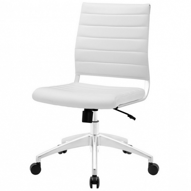 Data Demo Mmh 107994 Jive White Armless Office Chair Picture 42
