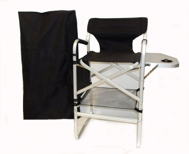 Earth Executive VIP Tall Directors Chair With Side Tableworld Outdoor Products Photos 36