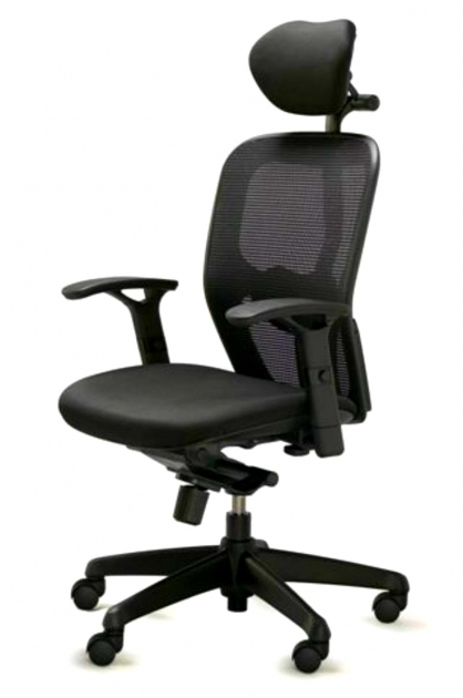 Ergonomically Correct Chair Modern Furniture Recommended Designed Computer Image 04