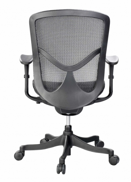 Eurotech Fuzion Mesh Ergonomic Office Chair Back Images 32