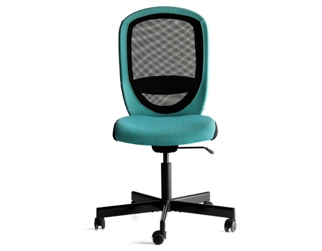 Handsome Axel Low Back Armless Office Chairs With Wheels Pictures 33