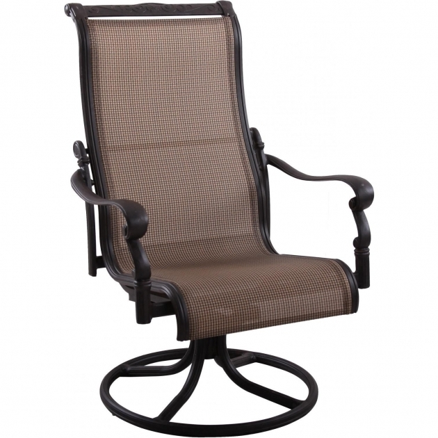 High Back Swivel Rocker Patio Chairs Design Ideas   Image 96