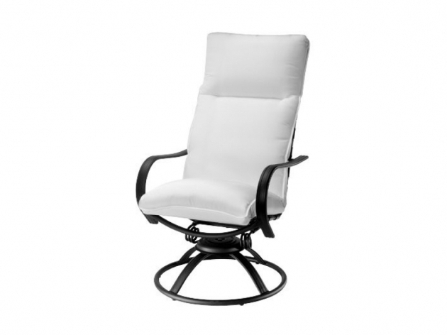High Back Swivel Rocker Patio Chairs Homecrest Holly Hill Cushion Aluminum Ideas  Picture 87