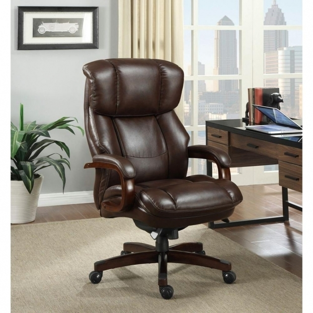 Home Office Furniture La Z Boy Executive Office Chair Photo 62
