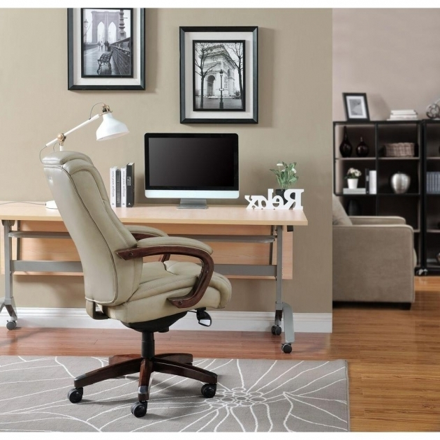 Home Office Furniture La Z Boy Executive Office Chair Pictures 01