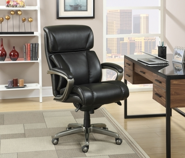Lazy Boy Executive Chair Black Edition Photos 37