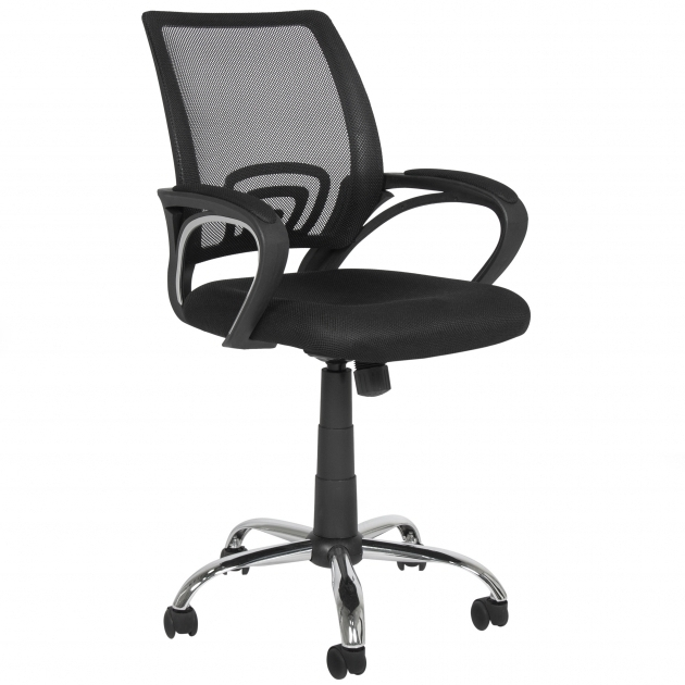 Mesh Ergonomic Office Chair Computer Desk Task Midback Photos 89