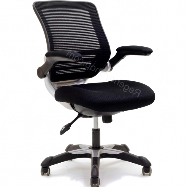 Mesh Ergonomic Office Chair Home Workspace Lumbar Support Focus Midback Task Chair Images 46