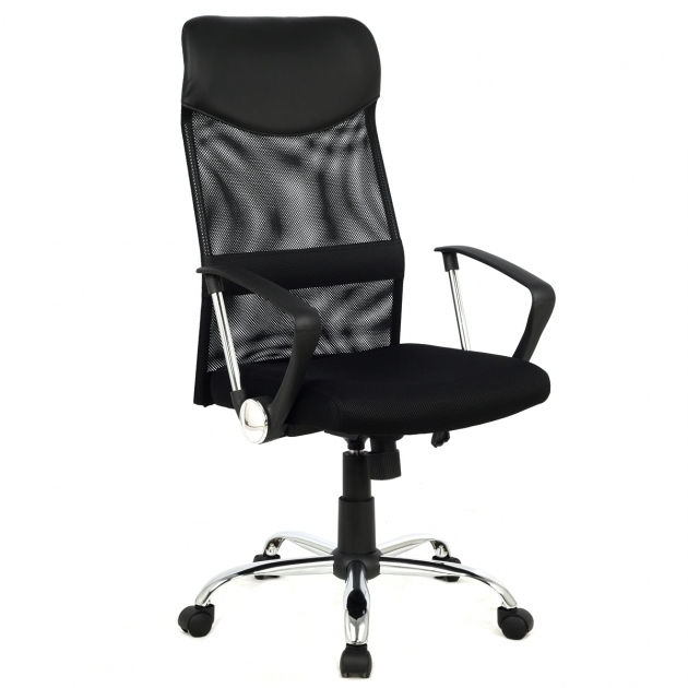 Modern Mesh Ergonomic Office Chair High Back Executive Computer Desk Photos 38