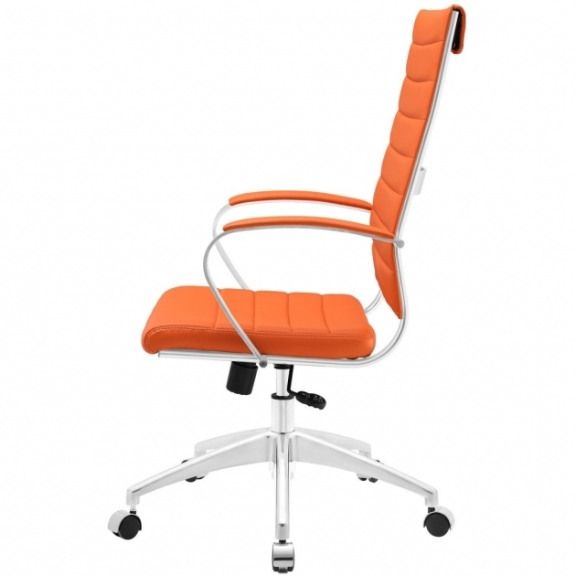 Orange Office Chair High Back Image 48