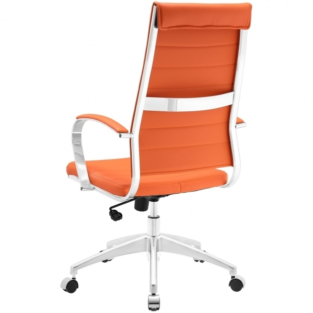 Orange Office Chair Multiple Colorssizes Mid Century Modern Photos 19