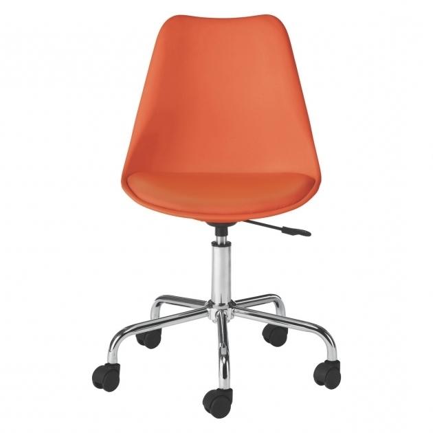 Orange Office Chair Photo 14