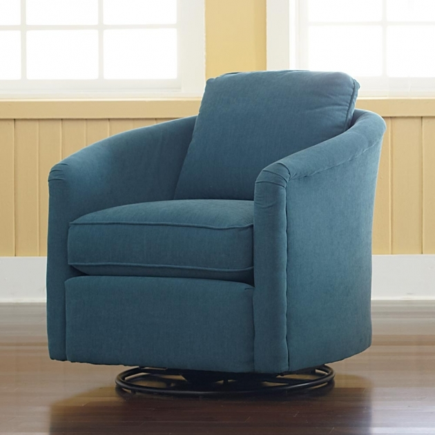 Swivel Glider Chair Traditional Upholstered Tub Image 56