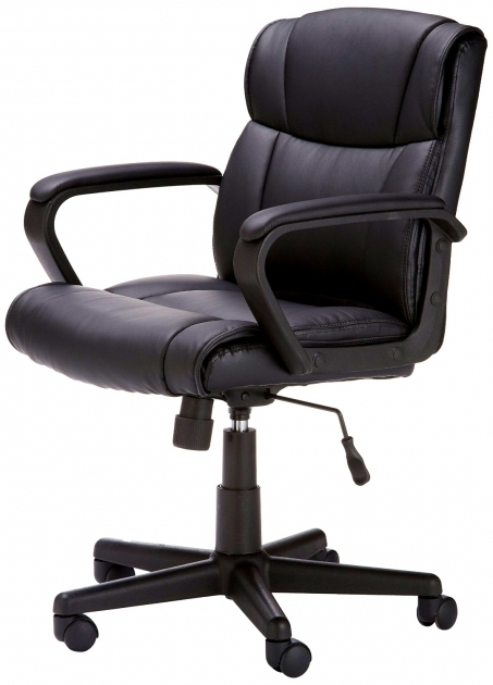 Best Comfortable Office Chairs For Computer Mid Back Leather Office Chair Images 55