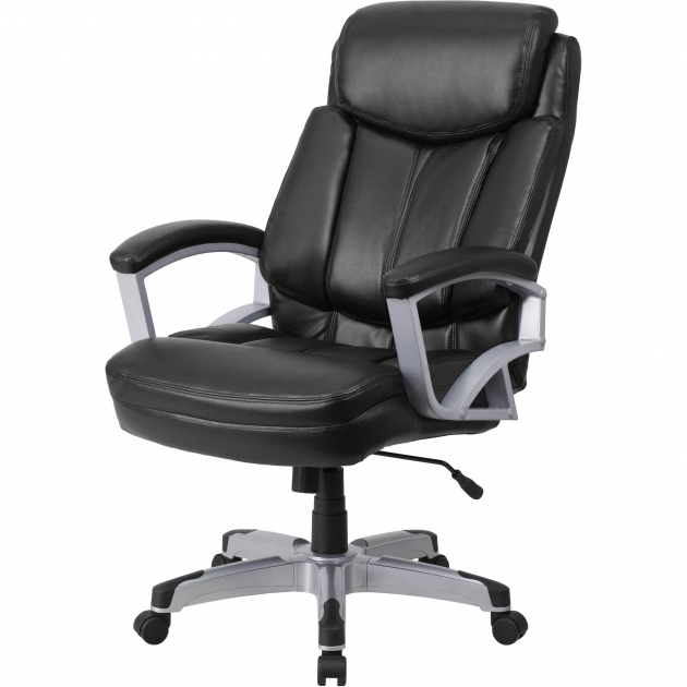 Big And Tall Office Chair 500 Lbs Capacity Hercules Series Black Photo 42