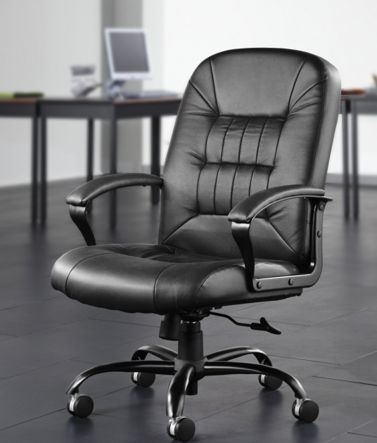 Big And Tall Office Chair 500 Lbs Capacity With Headrest