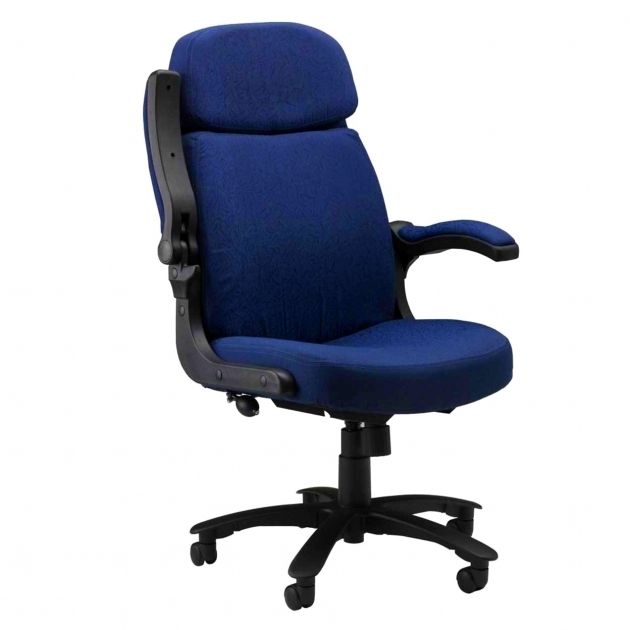 Big And Tall Office Chair 500 Lbs Capacity With Wheels Line Ergonomic Blue Pivot Arm Heavy Duty Photo 96