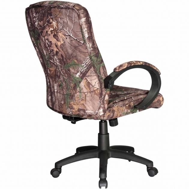 Comfortable Camo Office Chair Products Realtree Camouflage Padded Microfiber Fabric Photos 86