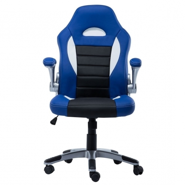 Executive Motorized Office Chair Racing Style Bucket Seat Photos 19