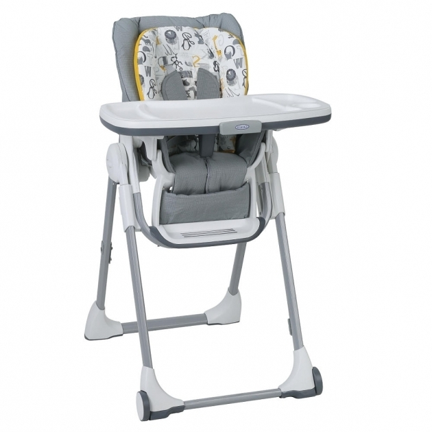 Graco Slim Spaces High Chair Review Photo 16