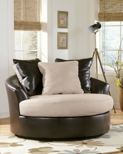 Logan Stone Oversized Swivel Accent Chair Image 91