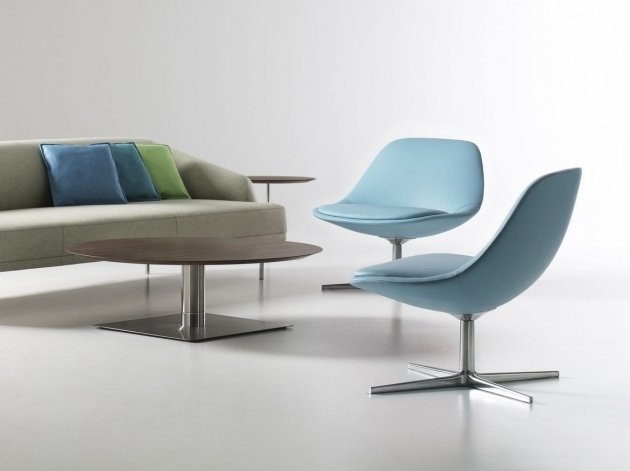 Modern Office Reception Chairs Image 13