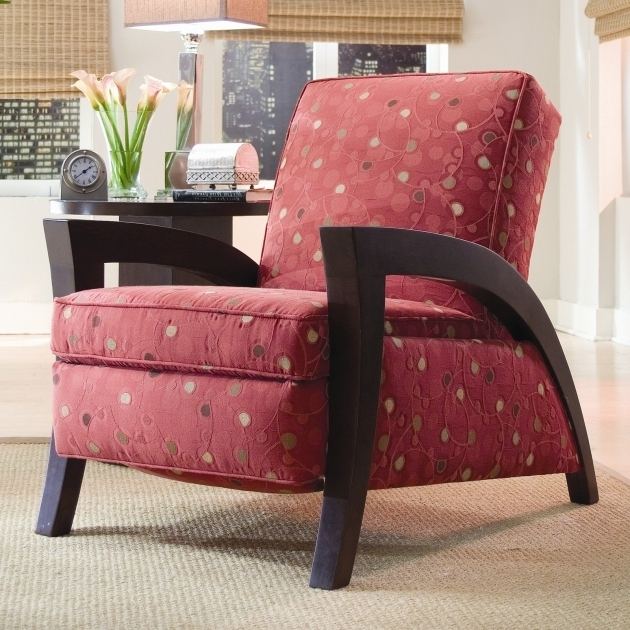 Red Oversized Swivel Accent Chair Photos 31