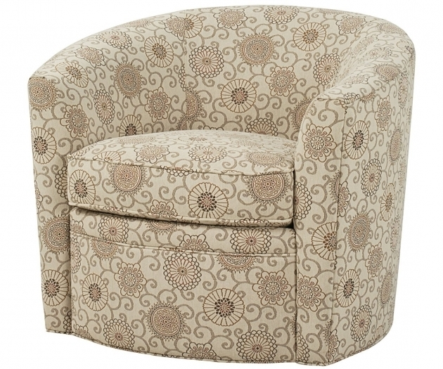 Round Swivel Club Chairs Upholstered With Fabric Upholstery Club Furniture Photos 98