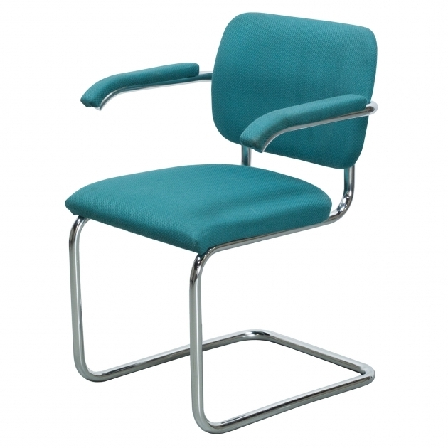 Thonet S 64 PV Aqua Office Chair Desk Photo 90