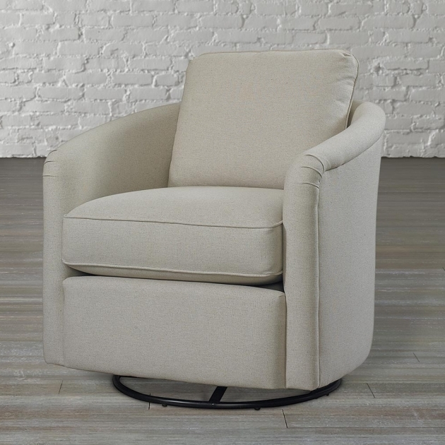 Traditional Swivel Club Chairs Upholstered Glider Chair Pictures 13